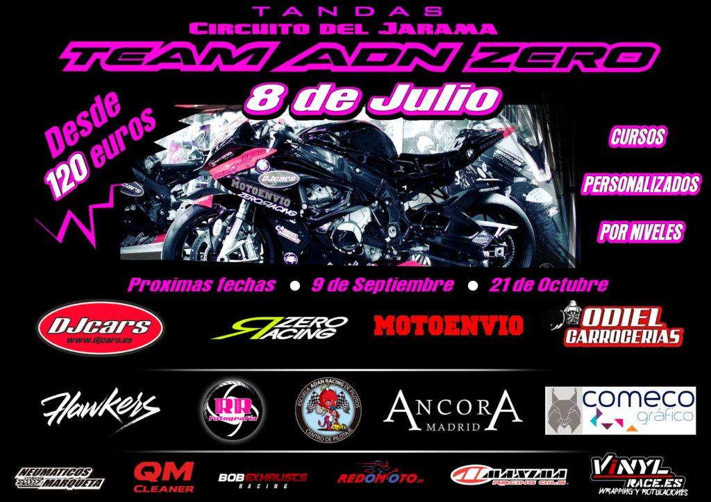 Rodada en el Circuito del Jarama el 8 de julio @ CIRCUITO DEL JARAMA