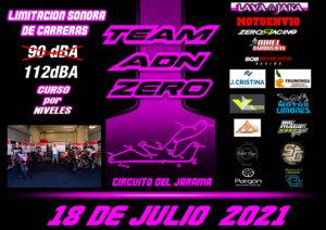 JARAMA NIVEL SONORO DE CARRERAS 18 DE JULIO 2021 @ CIRCUITO DEL JARMA